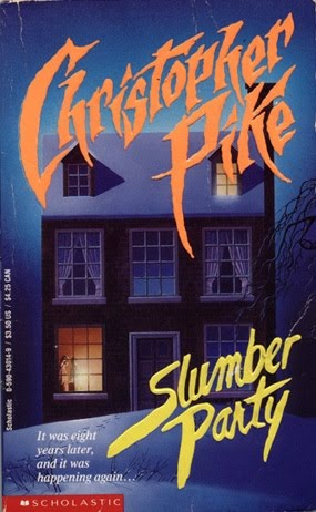 Retro Reads Thursday: Pshh… R.L. Stine? I read Christopher Pike