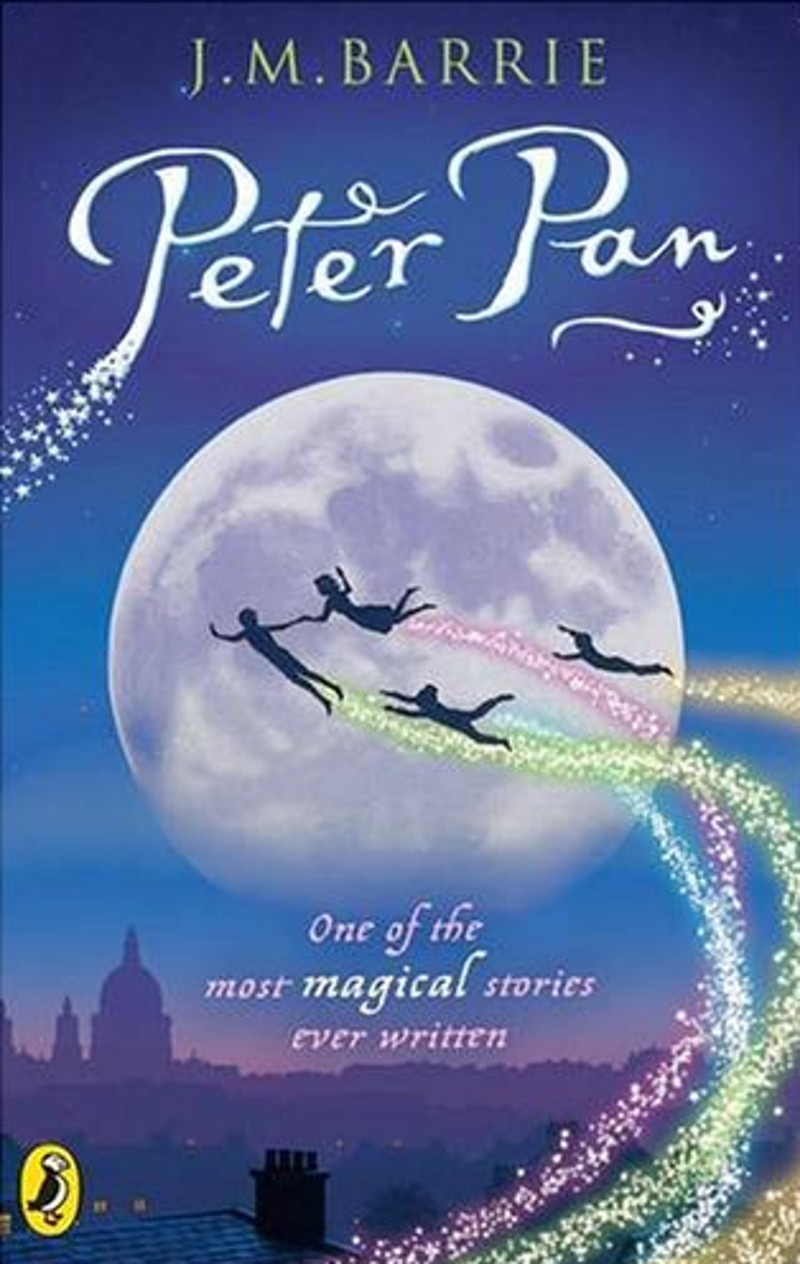 Image result for peter pan by jm barrie