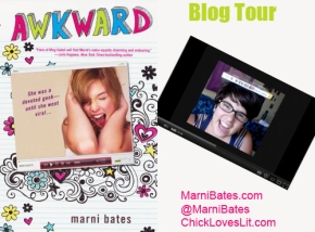 Awkward Blog Tour and GIVEAWAY!!!!