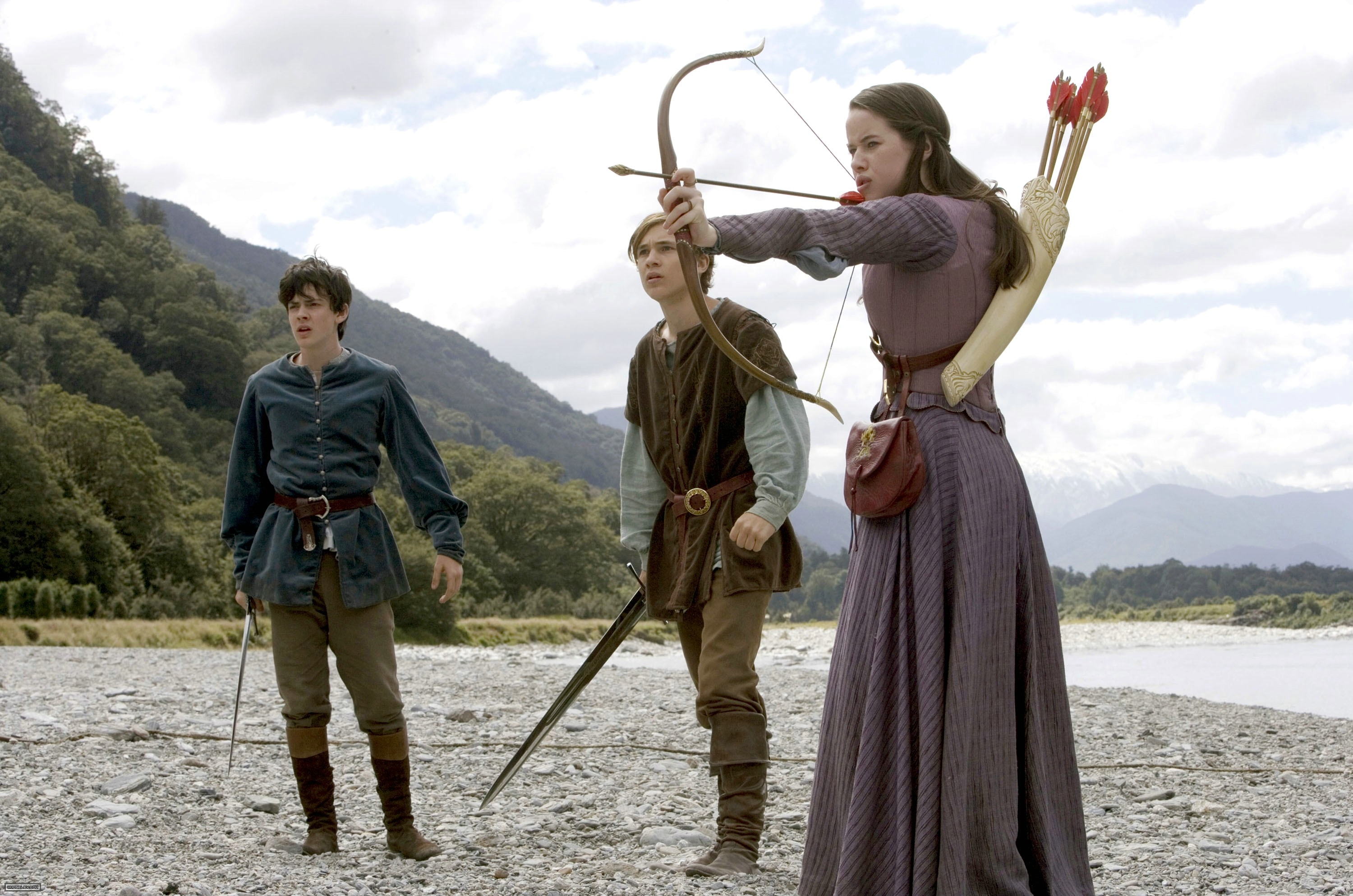 Susan Pevensey - the most controversial character in the novel The Chronicles of Narnia 11