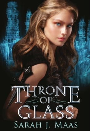 Geez, Candice, stop calling it Game of Thrones! It's Throne of Glass!