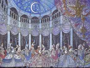 Featured Fairy Tales: The Twelve Dancing Princesses