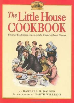Retro Reads Thursday: The Little House Cookbook