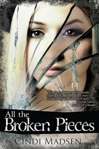 ALL THE BROKEN PIECES final cover