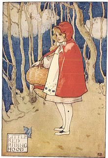Featured Fairy Tales: Red Riding Hood