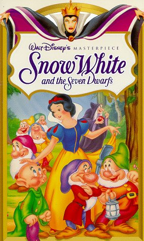 Probably one of the most familiar versions of Snow White is Disney's