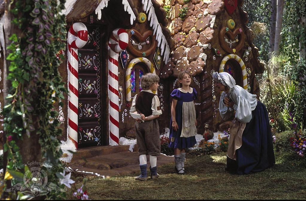 the characterization of men women and the stepmother in the fairy tale hansel and gretel Twice upon a fairy tale: adaptations of hansel & gretel  the many different parents of hansel and gretel portray  as a mother or a stepmother,.