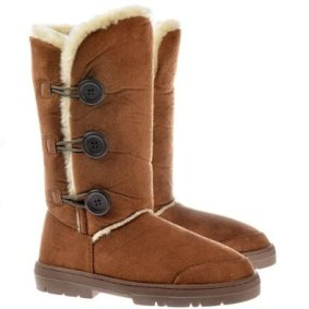 If you've got an old pair of Ugg Boots...