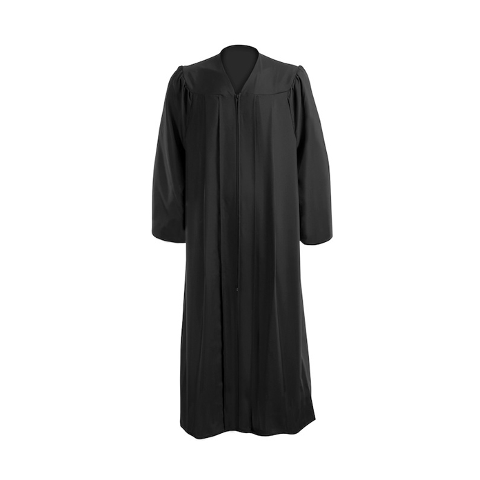 Graduation robe - clearly an easy costume