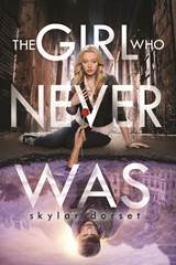 book the girl who never was