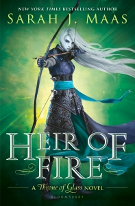 heir of fire book