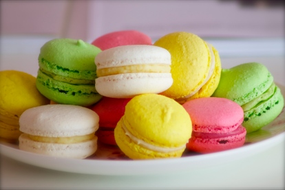 Macarons - Anna and the French Kiss