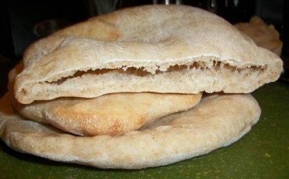 """""""Peeta"""" bread"""