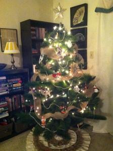 My pretty Christmas tree!