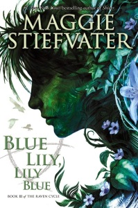 blue lily lily blue book