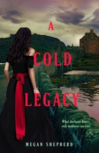 book a cold legacy