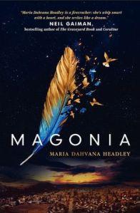 magonia book